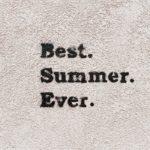 Huffman Summer 2018!